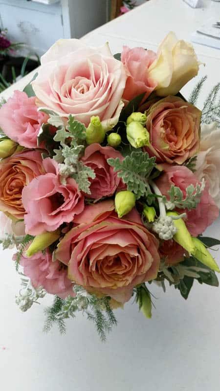 Brides Bouquet Hand Tied 4