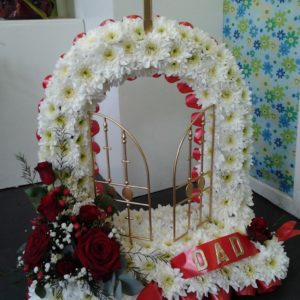 Funeral flowers 52