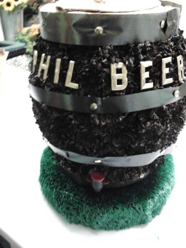 Barrel of Beer Tribute 1