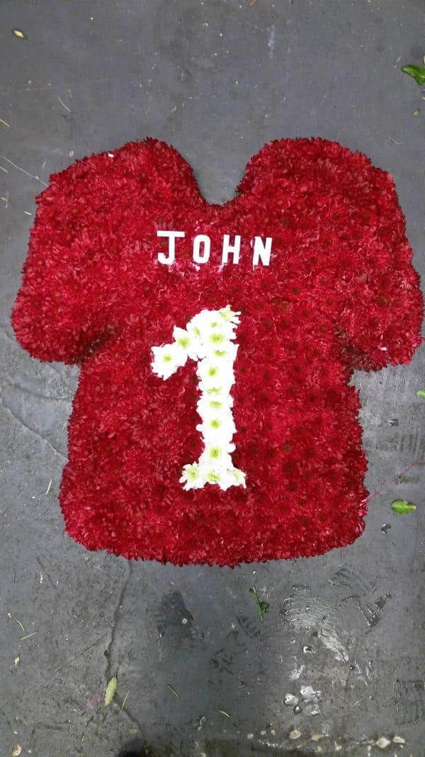 Football Shirt 1