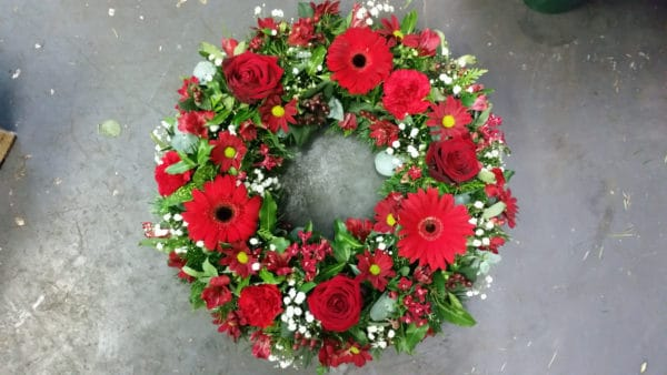 Traditional Wreath 1