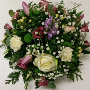 Funeral flowers 21