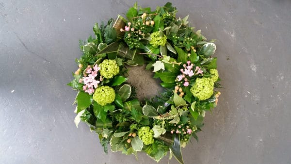 Natural Wreath 1