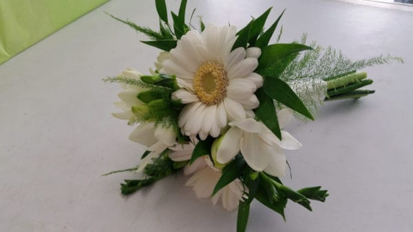 Flower Girl Posy 1