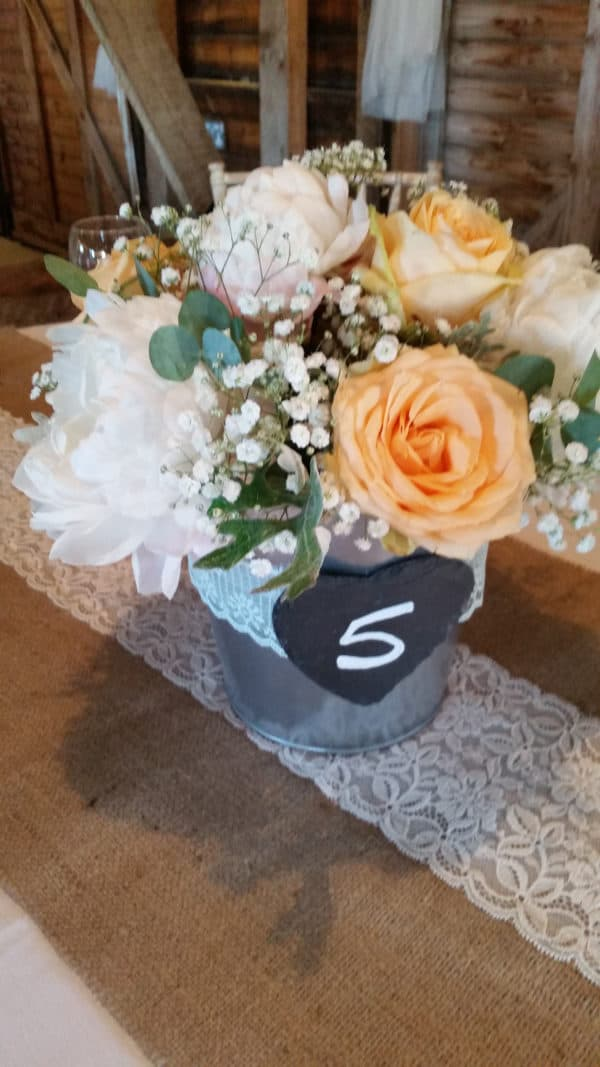 Table Centers for weddings 1