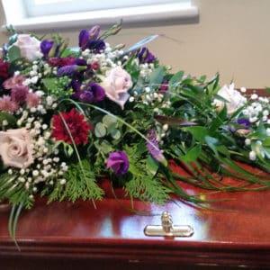 Funeral flowers 42