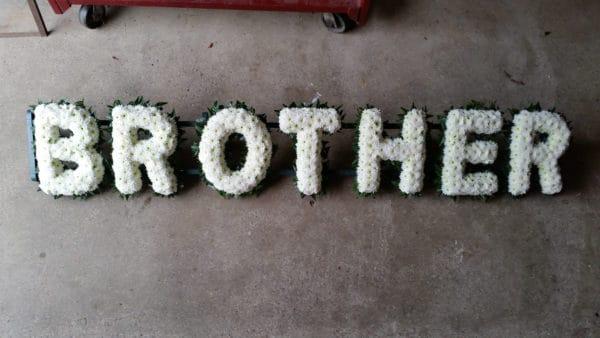 Brother Lettered Frame 1