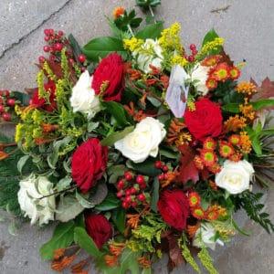 Funeral flowers 60