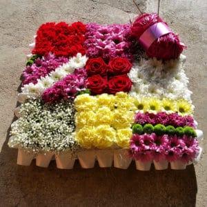 Funeral flowers 68