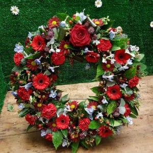 Funeral flowers 69