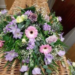 Funeral flowers 57