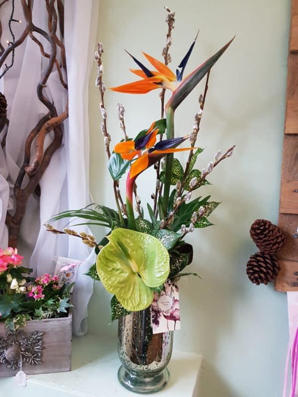 Contemporary Vase Arrangement 1