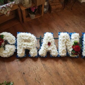 Funeral flowers 54