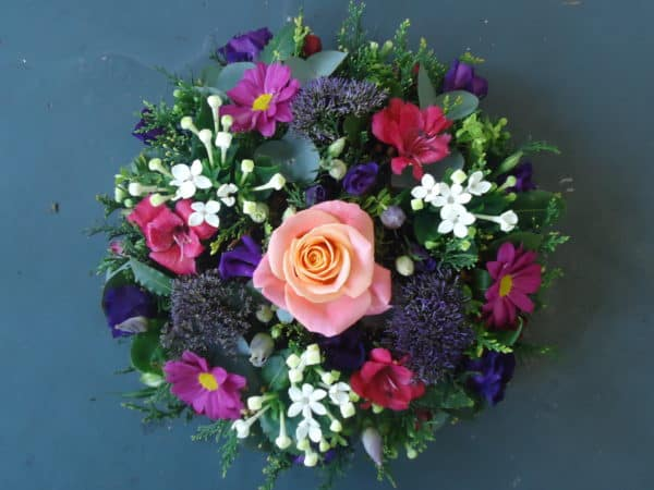 Posy Pad in Mixed Colours 1