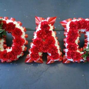 Funeral flowers 33