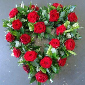 Funeral flowers 16