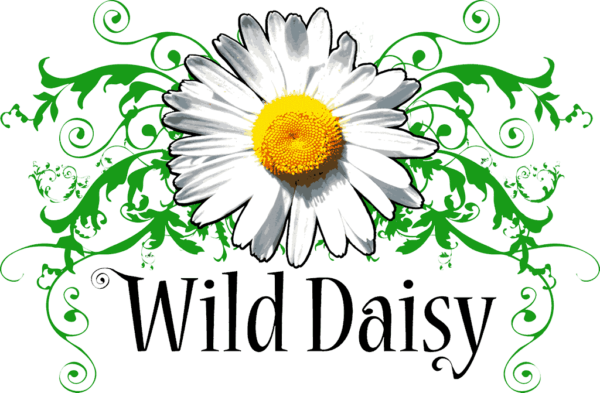 Wild Daisy Florist Logo
