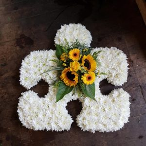 Funeral flowers 66