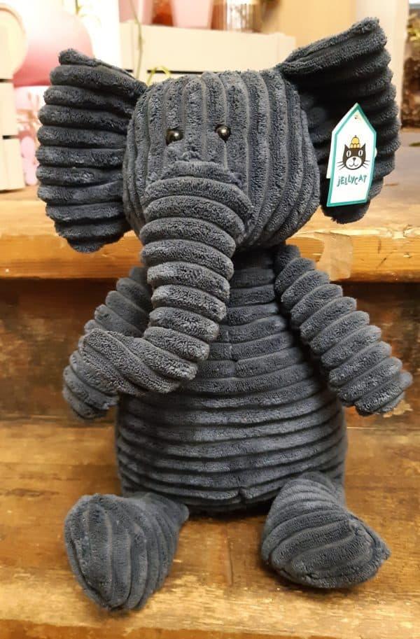 Cuddly Elephant 1