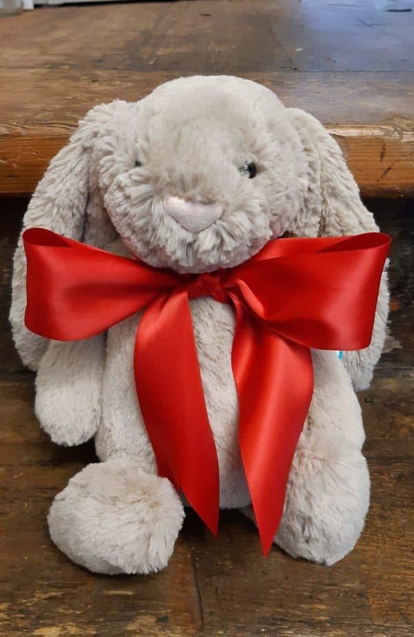 Valentine's Bunny Rabbit 18cm 1