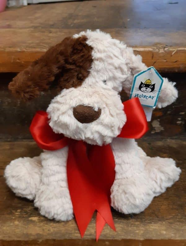 Cute Valentine's Dog 18cm 1