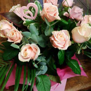 dozen pink