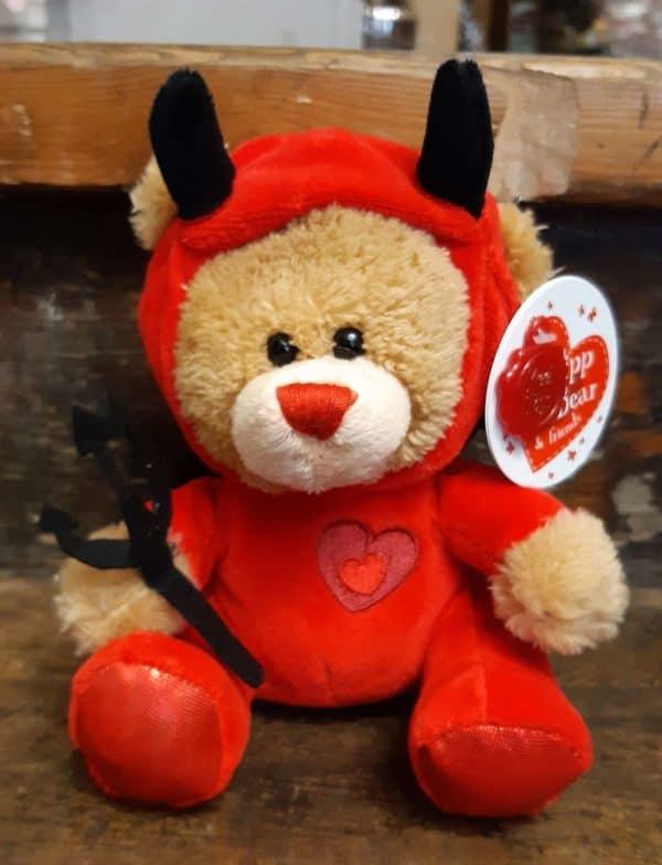 Little Devil Valentine's Bear 1