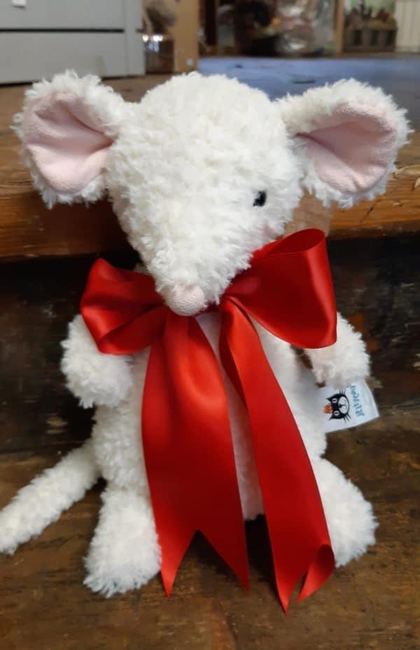 Cute Valentine's Mouse 18cm 1